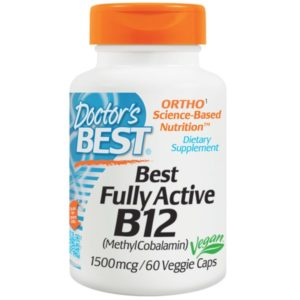 Doctor's Best Fully Active Vitamin B12