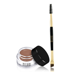 Veganska Brow Pomades - Milani Stay Put Brow Color - Veganguiden
