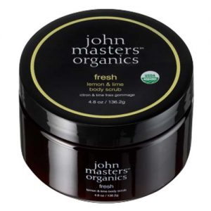 John Masters Fresh, lemon & lime body scrub
