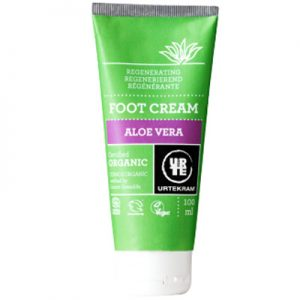 Urtekram Aloe Vera foot cream eko 100 ml