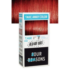 Four Reasons Take Away Color 7.46R Red Hot Chili